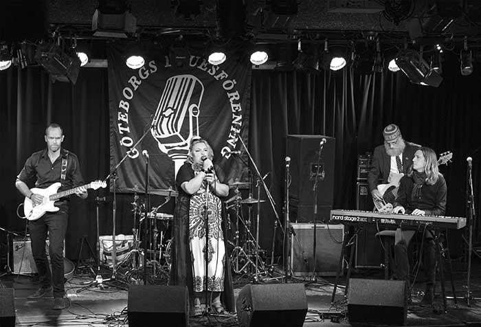 Ida Ludvigsen Band